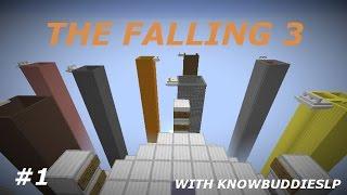 The Falling 3: Minecraft: #1 Free Fallin