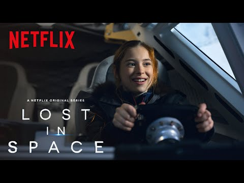 Lost in Space  Featurette: Lost In Possibility HD  Netflix