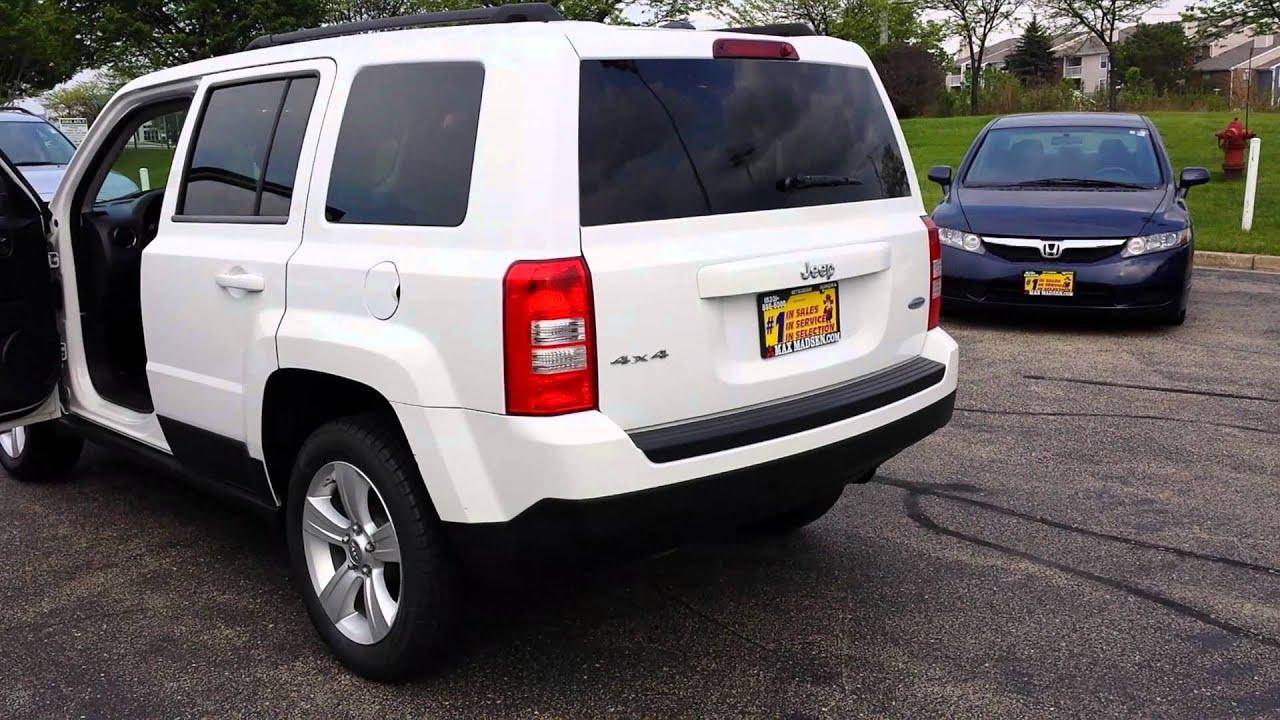 2011 Jeep Patriot Sport - YouTube