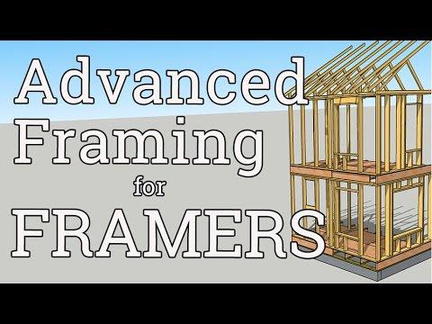 Advanced Framing for Framers - YouTube