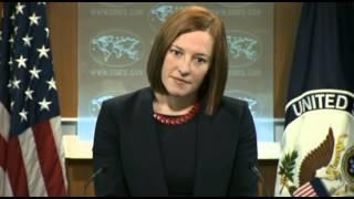 U.S. Department of State Daily Press Briefing, Spokesperson Jen Psaki, March 10, 2014