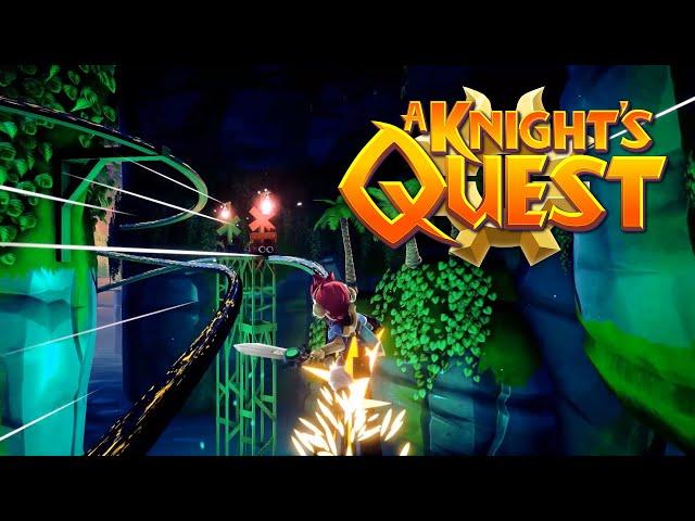 A Knight's Quest | Release Date Trailer
