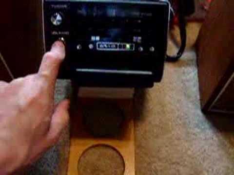 my craig car 8 track player youtube Wiring Diagram Pioneer