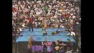 Al Snow slams Francine ECW