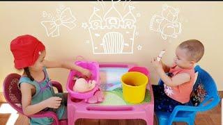 Skeep To My Lou Nursery Rhyme Song For Kids   Música Infantil   Para Bebê   Kids