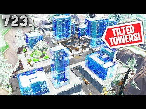 *FROZEN* TILTED TOWERS!! - Fortnite Funny WTF Fails and Daily Best Moments Ep.723 thumbnail