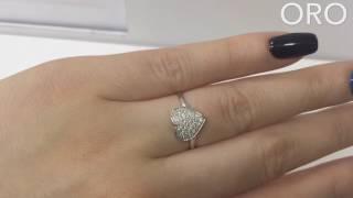 Вдохновляющее кольцо из белого золота(, 2017-01-22T18:51:13.000Z)