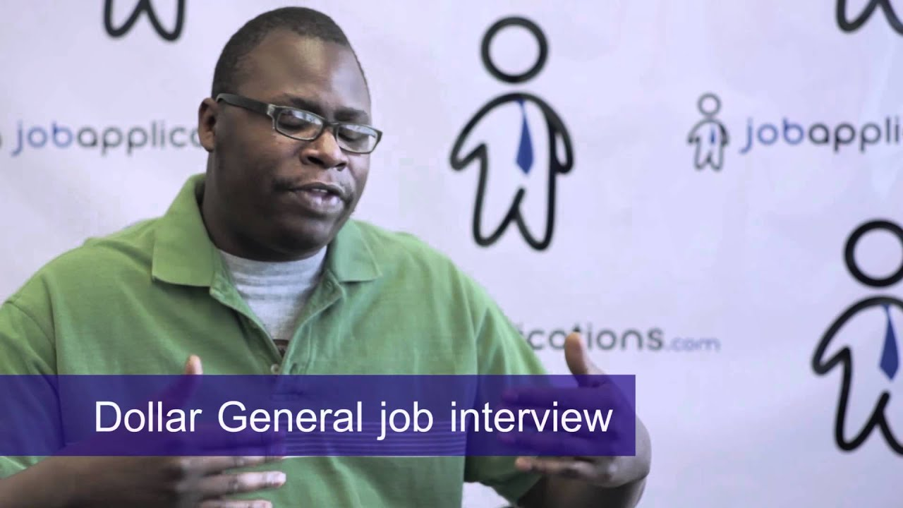 interview tips from a dollar general hiring manager