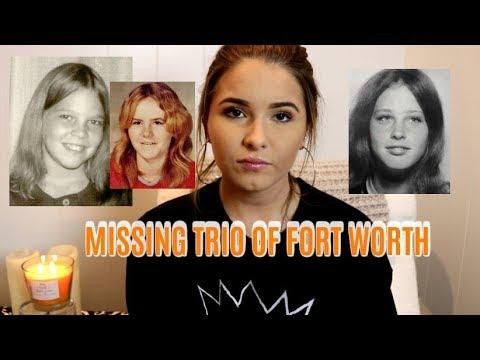 Halloweek Episode 2: Missing Trio of Fort Worth Texas