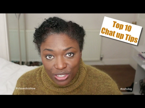 Top 20 Chat Up Tips
