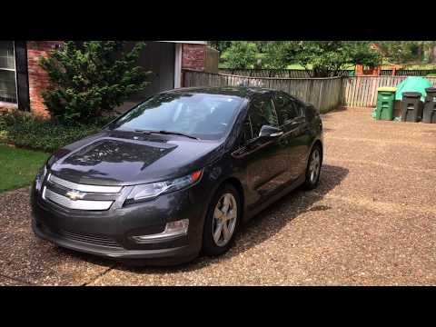 Used Chevy Volt: Best Budget Electric Vehicle