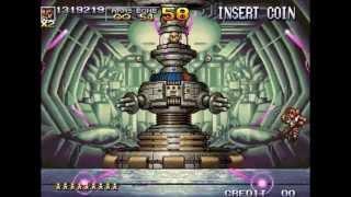Metal Slug 4 (set 1) - Metal Slug 4 (arcade) - Final Mission (ranked Great!) - User video