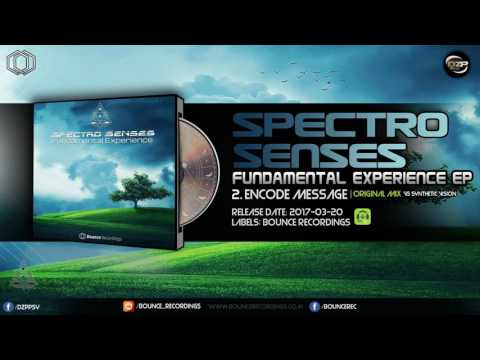 Spectro Senses vs Synthetic Vision - Encode Message