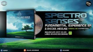 Spectro Senses vs Synthetic Vision - Encode Message