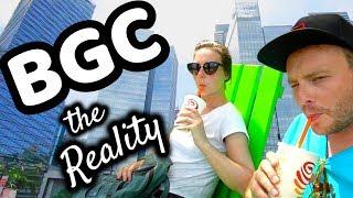 First REACTION Bonifacio Global City BGC 2019 - Manila Philippines travel - PH vlog
