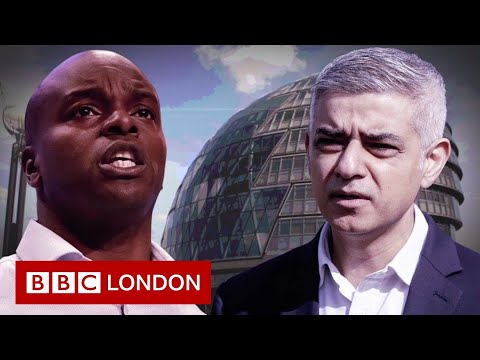 Mayoral election 2021: Sadiq Khan and Shaun Bailey