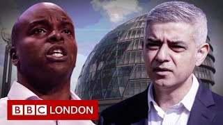 Mayoral election 2021: Sadiq Khan and Shaun Bailey