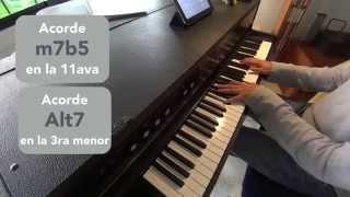 """Salsa Piano Tutorial: Papo Lucca y el lick de """"Cry me a River"""""""