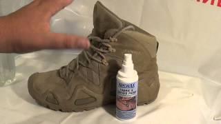 водоотталкивающая пропитка для обуви(, 2012-09-05T09:20:46.000Z)