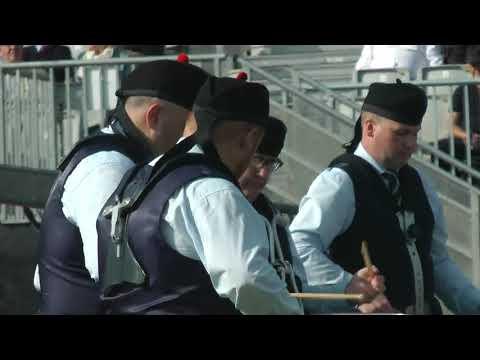World Pipe Band Championships 2017 - Grade 2 Final: Closkelt