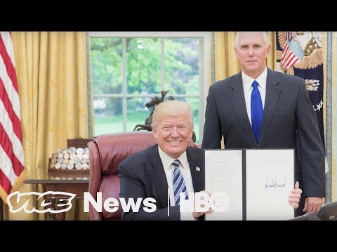 "Trump's ""Voter Fraud"" & Cutting Medicaid: VICE News Tonight Full Episode (HBO)"