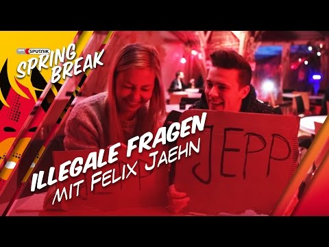 Felix Jaehn - Pornos ohne Gesellschaft - Illegale Fragen @ SPUTNIK SPRING BREAK FESTIVAL 2016