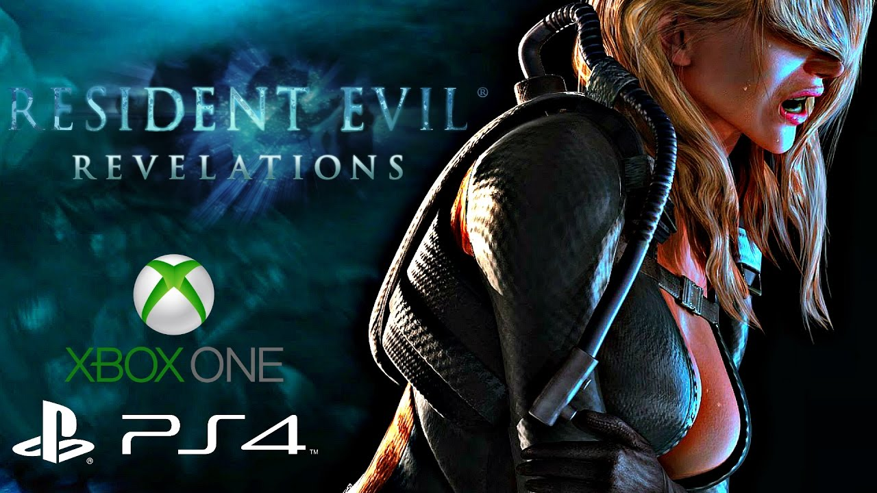 Image result for Resident Evil: Revelations Remastered