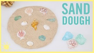 DIY | Kinetic Sand Play-Doh (Totally Amazing!)