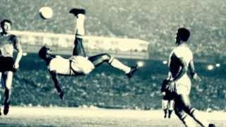 "Download Pelé The Legend - ""Highlights"" Skills and Goals 1080p - Brazil"