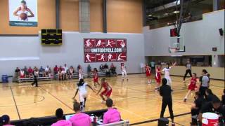 U17 Girls - Quebec vs. Ontario