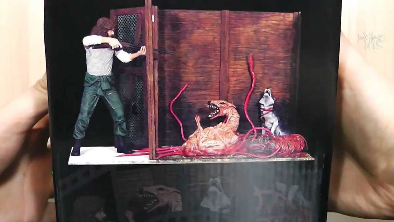 The Thing - MacReady + Dog Thing Boxset - SOTA TOYS Now