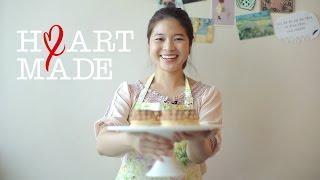 Heartmade EP03 - Talaychan Pâtisserie ศิลปะที่กินได้ของเต้น