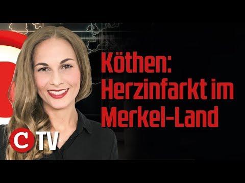 Köthen: Herzinfarkt im Merkel-Land, Posse um Maaßen – Die Woche COMPACT