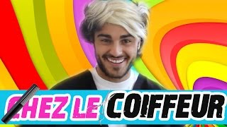 MrKuro | CHEZ LE COIFFEUR
