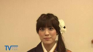 エンタメ動画が満タン「MANTAN TV」 http://mantan-tv.jp/ ≫ 女優の福田...