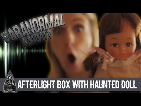 Afterlight Box with Haunted Doll