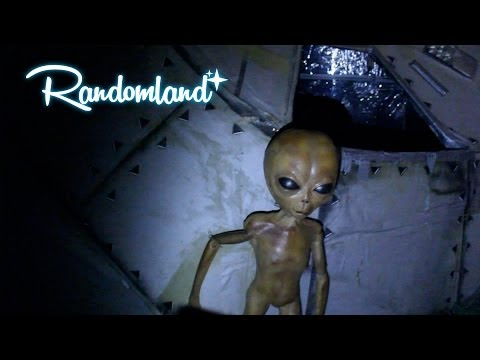 Roswell New Mexico - UFO Research and Alien overload! - Randomland