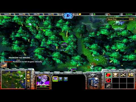 Warcraft 3 TFT - War of the Lost Kingdoms #1