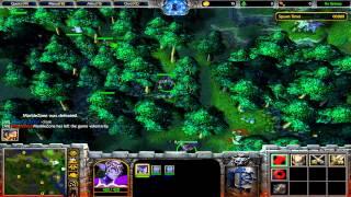 Warcraft 3 TFT - War of the Lost Kingdoms #1