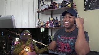 Injustice 2 All Teenage Mutant Ninja Turtles Intros So Far REACTION