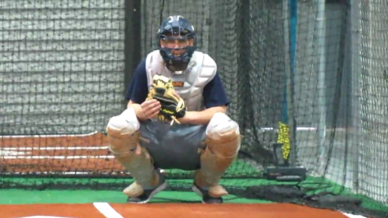 Bryce Harper Catching @ Bat-R-Up Las Vegas - YouTube