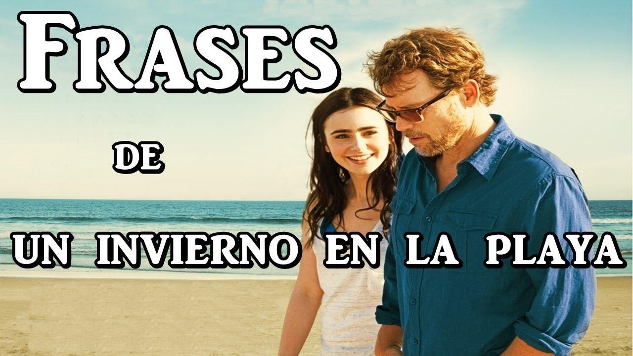 Frases De La Película Un Invierno En La Playa Stuck In