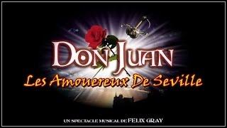 Les Amoureux de Seville em Don Juan de Felix Gray (Legendado)