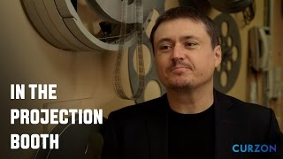 In the Projection Booth - Cristian Mungiu, director of Graduation