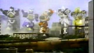 Power Rangers Season 3 - Every Megazord Finisher