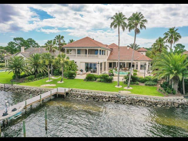 Majestic Italian-Style Villa in Miramar Beach, Florida   Sotheby's International Realty