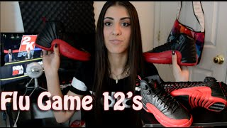Flu Game 12 Release | Unboxing