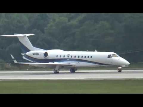 Plane Spotting at RDU International Airport! August 2019