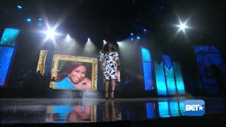 Jazmine Sullivan -  Masterpiece (Mona Lisa) at 365 Black Awards 2014