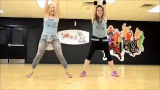 Fireball by Pitbull, WARM UP, Dance Fitness, Zumba ® at Love 2 Be Fit Studio